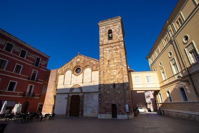 Iglesias-Cattedrale di Santa Chiara