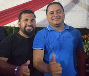 Senador Weverton Rocha declara apoio à reeleição do prefeito Seliton Miranda