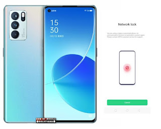 How to Get Oppo Reno 6 5G CPH2251 Network Unlock 16 digits code