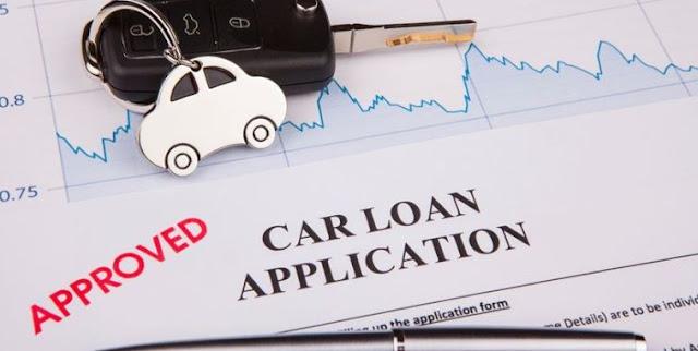 car loan financing vehicle lender application