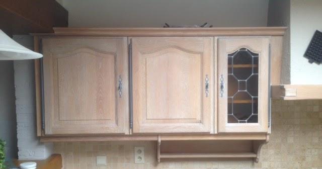 Renovatie van eiken keukens: Keukenrenovatie Zwevegem