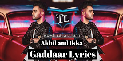 gaddaar-lyrics