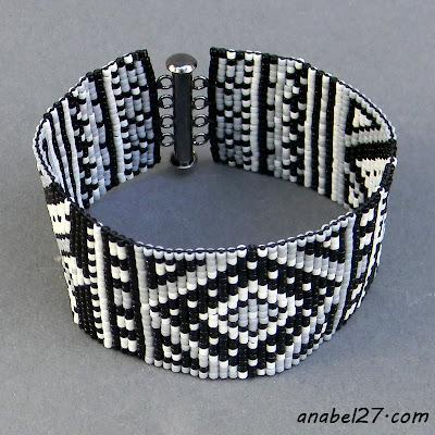купить браслет из бисера цена этнические украшения онлайн
