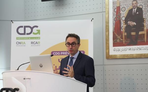 CDG Prévoyance تطلق 5 حلول رقمية لكبار السن