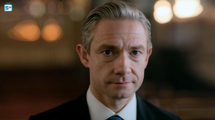Sherlock - Episode 4.01 - The Six Thatchers - Press Release + Promotional Photos