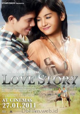 Sinopsis film Love Story (2011)