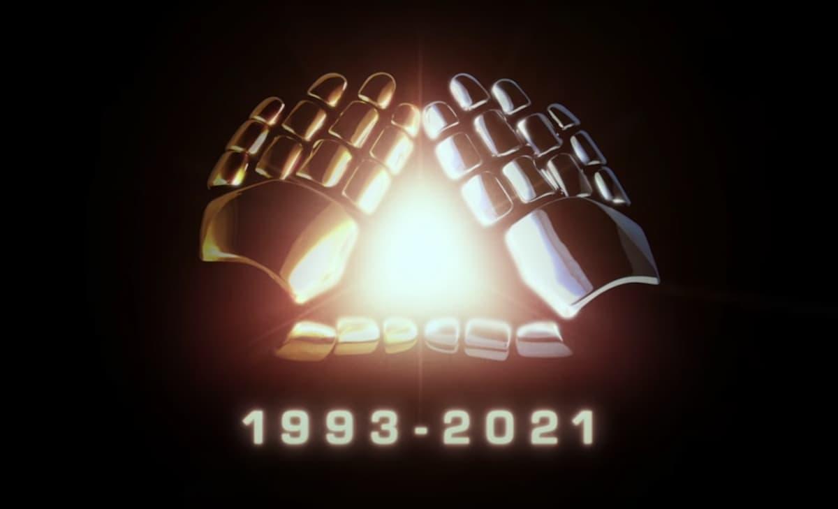 Breaking News: Daft Punk - Epilogue   R.I.P. Daft Punk 1993 - 2021