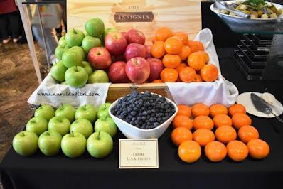 aneka produk dari usa peka consult inc ada jeruk apel blueberry dll