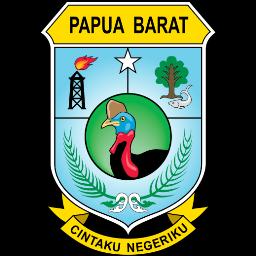 Logo Kabupaten Kota di Provinsi Papua Barat
