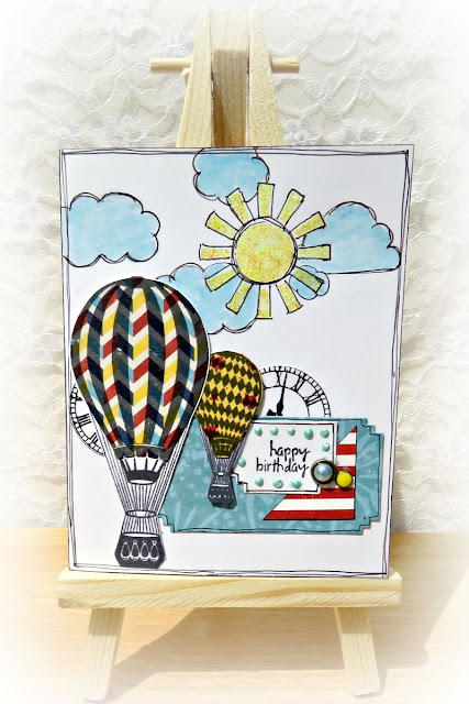 Firecracker cards by Tracee Provis Bo Bunny 02