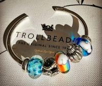 Logo Trollbeads : ogni settimana vinci gratis bead omaggio
