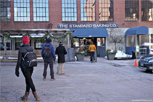 The Standard Baking Co. en Portland, Maine