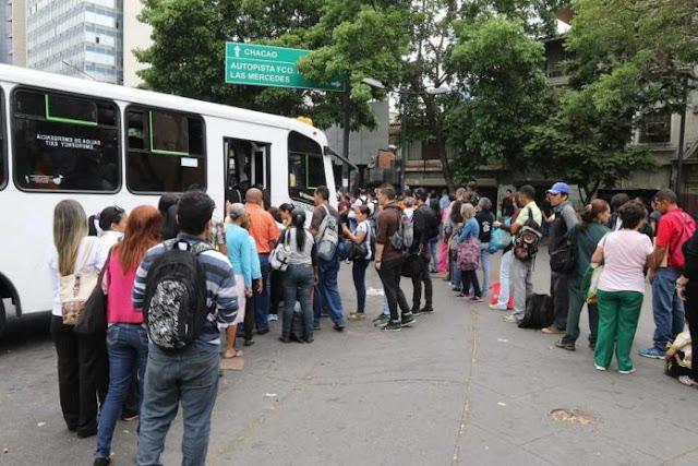 Comité de Usuarios del Transporte Público rechazan otro incremento del pasaje