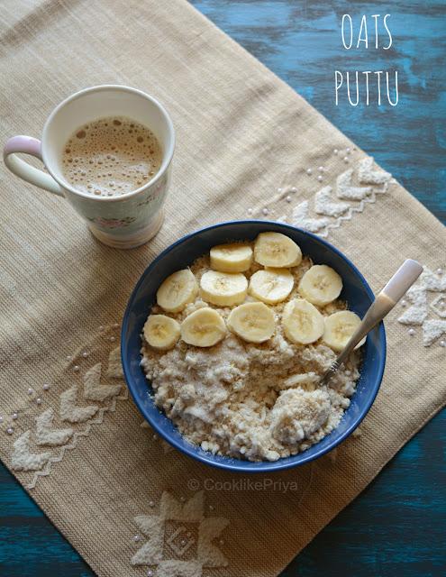 Oats Indian Breakfast recipe