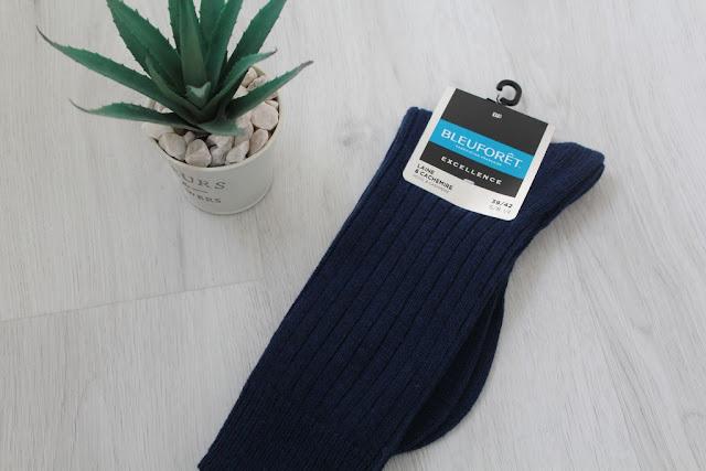 Les chaussettes Bleuforêt, c'est le pied! (+code promo)