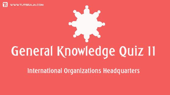 International Organizations Headquarters