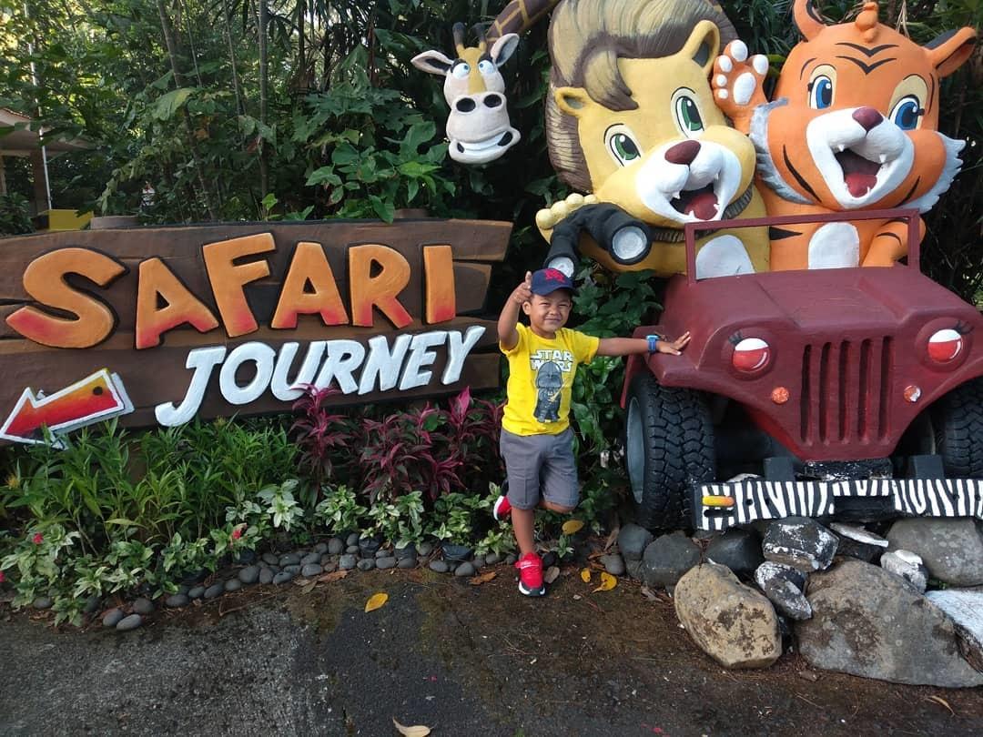 Lokasi Taman Safari Cisarua Bogor