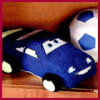 SALLY CARS AMIGURUMI