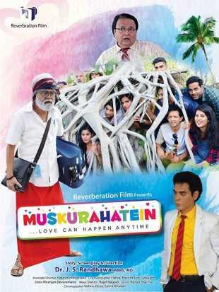 Muskurahatein 2017 Full Hindi Movie Download HDTV 720p