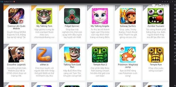 Tải Nox App Player – Phiên bản Nox Player 6 mới nhất về máy tính 3