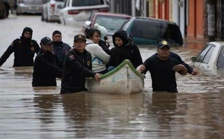 Σαρωτικό το πέρασμα του κυκλώνα Ήτα από το Μεξικό – Άφησε τουλάχιστον 20 νεκρούς