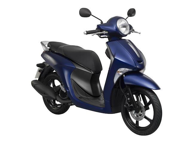 Yamaha Janus 125cc - xe tay ga cho nữ, 3 bản, có Smart Key, giá từ 27,490 triệu