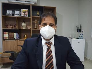 Presidente da Câmara de Guarabira vereador Wilsinho cobra abertura de leitos no Hospital Regional para tratar COVID-19 em Guarabira