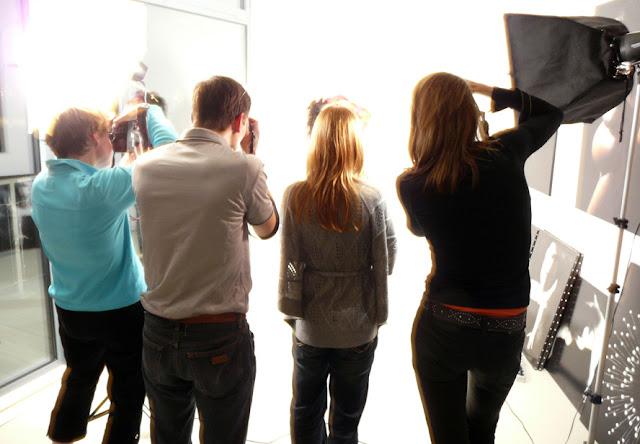 Elke les is een praktijkles, zo leer je je camera pas echt kennen.