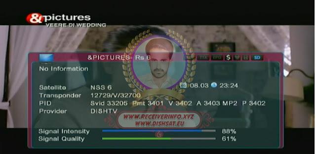 DISHTV OK ALI3510C NEW SOFTWARE