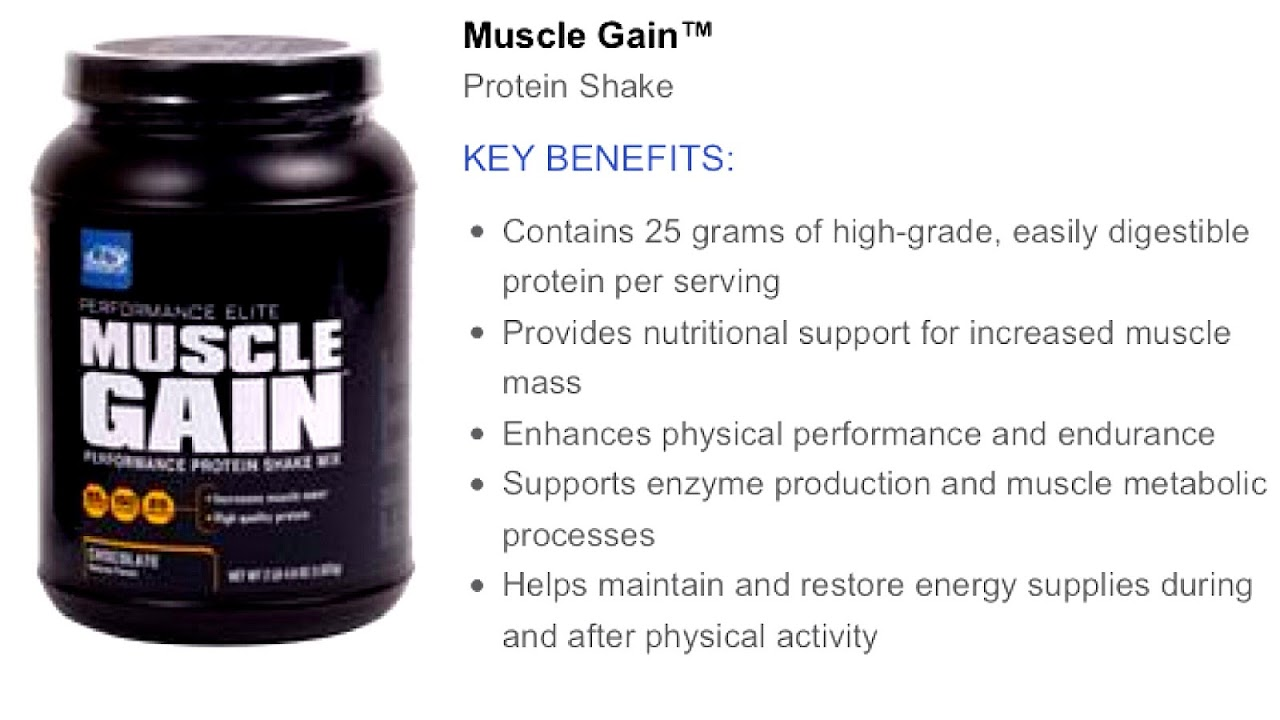 What Protein For Muscle Gain - Protein Choices