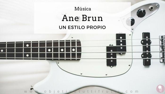Música Ane Brun descubre