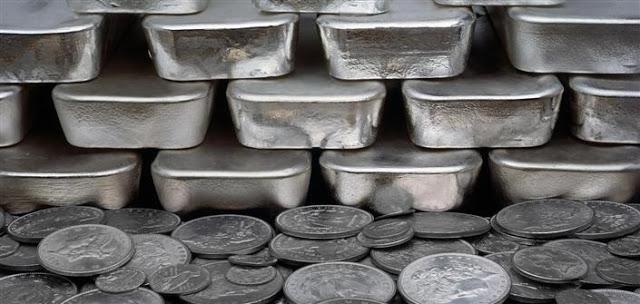 سعر الفضة اليوم في السعودية