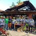 Komunitas Sepeda gunung IDI MOUNTAIN BIKE ( I-MBIC )Santuni Korban Kebakaran