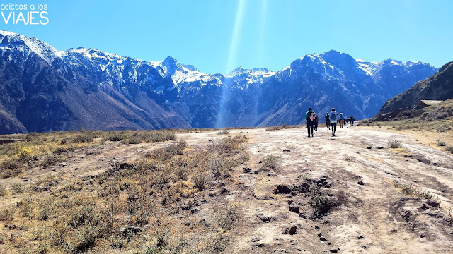 Trekking por el Cañón del Colca, Perú