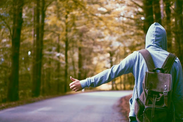 Ten Ways To Get More Rides When Hitchhiking
