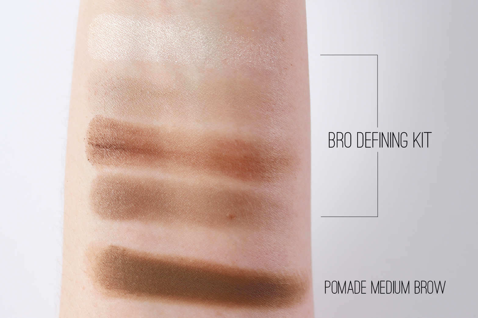 ARDELL | Pro Brow Defining Kit + Pro Brow Pomade - CassandraMyee
