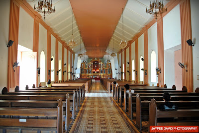 St John the Baptist Parish Church, Calamba, Laguna, Jose Rizal baptism, Binyag, Pambansang Bayani, National Hero, Historic Landmark in Philippines