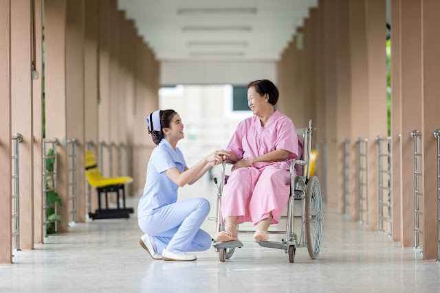 jenis jenjang karier perawat, sebagai perawat homecare