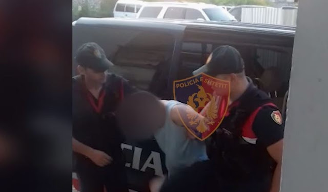 Former Bank employee Olsi Boriçi arrested in Shkodra after had stolen about $ 22,000 in workplace