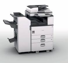 How to install ricoh mp printer driver with ip address (network.