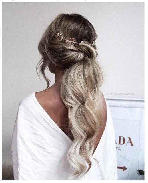 ponytail hairstyles 2020