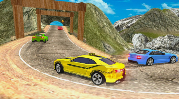 The Rise of Crazy Taxi and Other Taxi Games Online