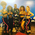 Picture of the day! DJ Bongz chilling with American Hotties