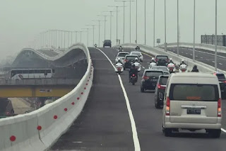 Waspadai Highway Hypnosis Dan Microsleeping Saat Melintas Di Tol Layang Jakarta Cikampek
