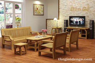 Thế Giới Đèn Gỗ - Những lợi ích khi sử dụng nội thất gỗ bạn có thể chưa biết.