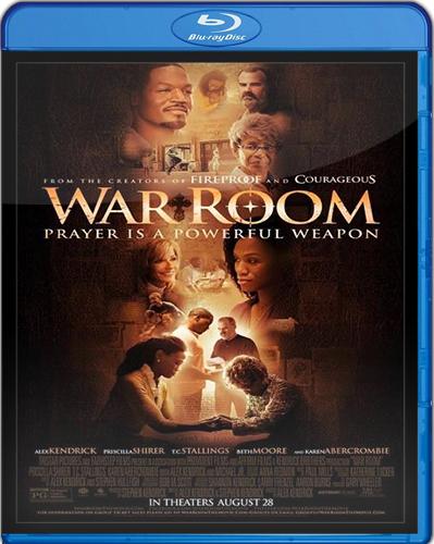 War Room [2015] [BD25] [Latino]