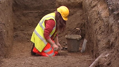 Dig to reveal history of Northampton's castle