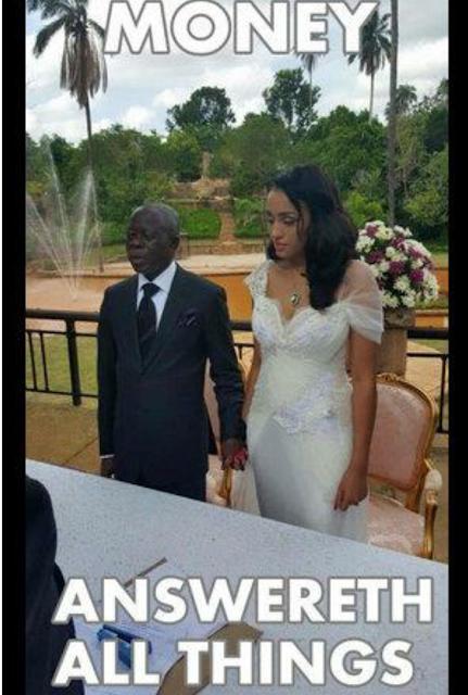 oshiomhole contract wedding
