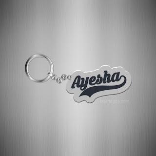 Ayesha Name DP