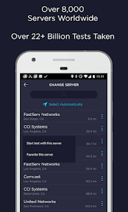 Speedtest.net Premium v4.5.3 Mod Apk (Unlocked)
